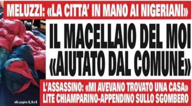 """Torino, mafioso nigeriano ringrazia Appendino: """"Mi ha trovato casa"""""""