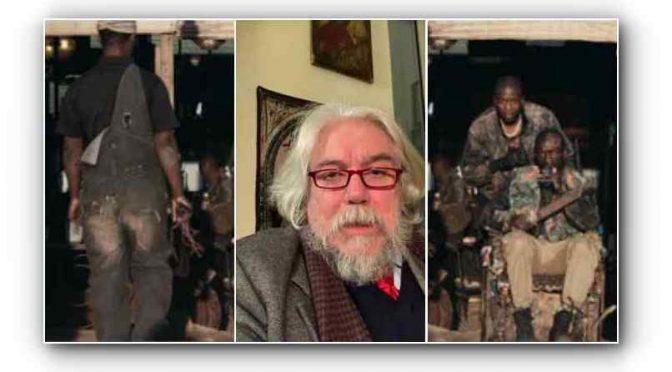 """Meluzzi: """"CastelVolturno è macelleria nigeriana: inviare esercito"""" – VIDEO"""