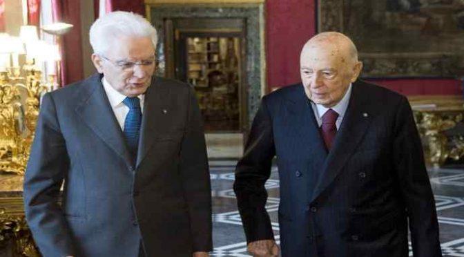 I ricchi milanesi applaudono Mattarella: è la loro sardina