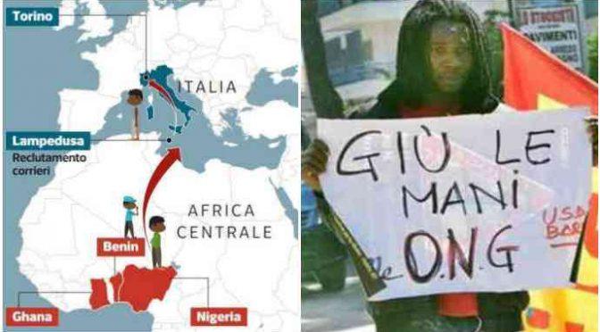 """Nigeriani si barricano in cimitero per protesta: """"Hanno oltraggiato i morti"""""""