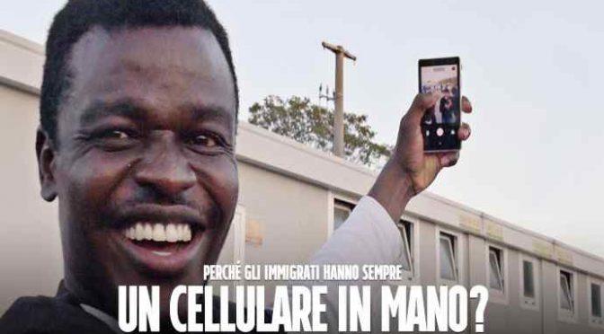 Africano gli spacca la testa a sassate per il cellulare: sono fuori controllo