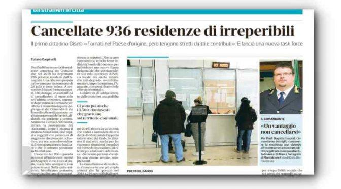 Migranti, residenze fittizie per fregarsi i nostri soldi