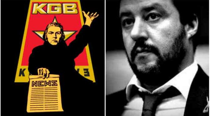 """Toghe rosse contro Salvini: """"Il Csm tuteli giudici pro migranti"""""""