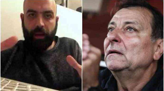Saviano: solidarietà a Cesare Battisti