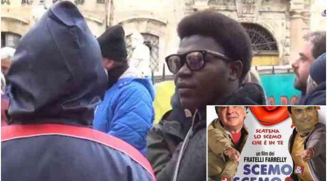 Orlando, palermitani disertano comizio: solo africani – VIDEO