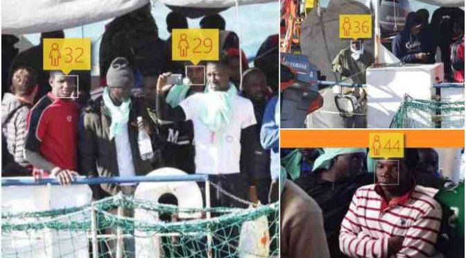 SeaWatch, per MSF i 32 immigrati senza cibo per 2 anni – FOTO