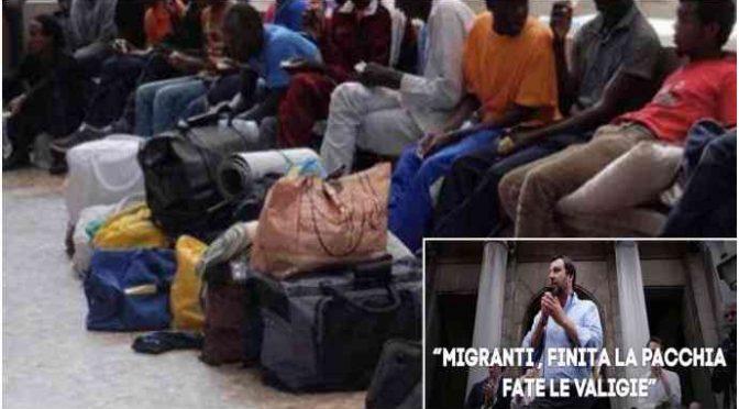 Castelnuovo di Porto, pacchia finita per finti profughi: via da 'hotel'