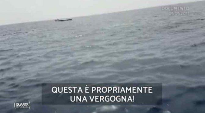 "Volontario Ong confessa: ""E' una vergogna"" – VIDEO"