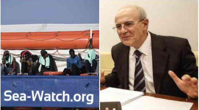 SeaWatch verso Catania: arrestali tutti Zuccaro!
