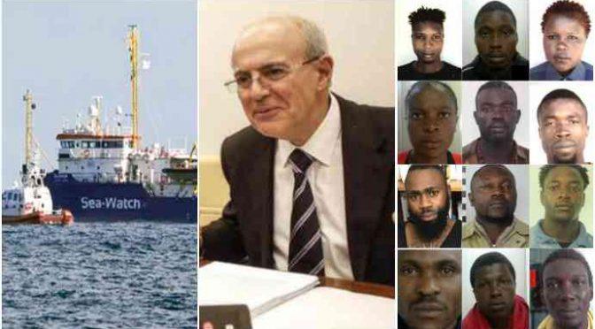 Zuccaro, il magistrato odiato dalla sinistra che sfida Ong e Mafia Nigeriana