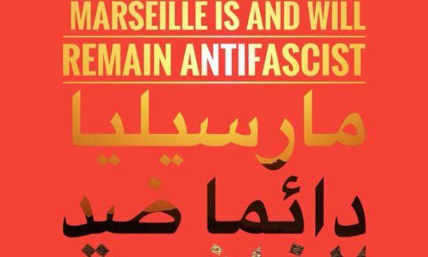 Marsiglia, antifà arruolano immigrati islamici