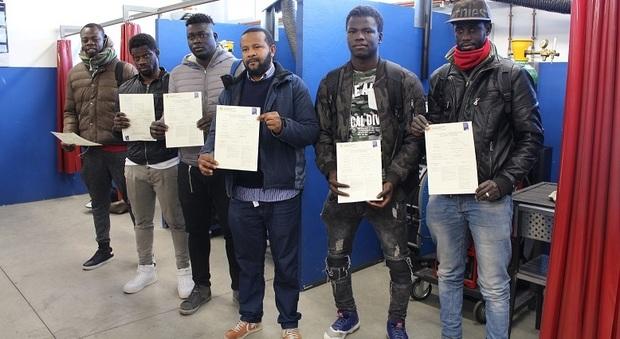 Profughi assunti al posto di italiani: 450€ al mese per tirocinio