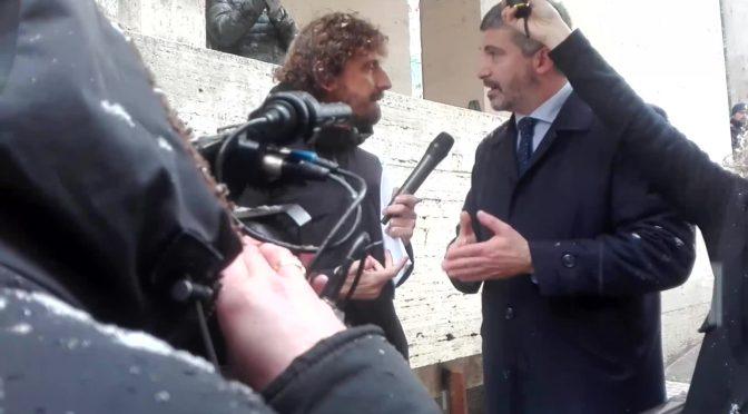 Servizio Iene, CasaPound accusa regia di estrema sinistra – VIDEO