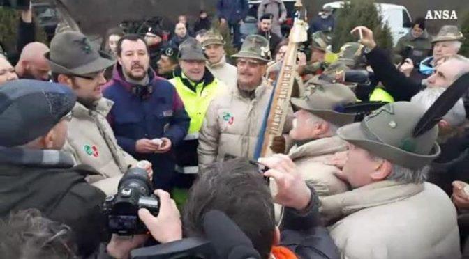 Salvini è il politico più amato dagli italiani: +50%