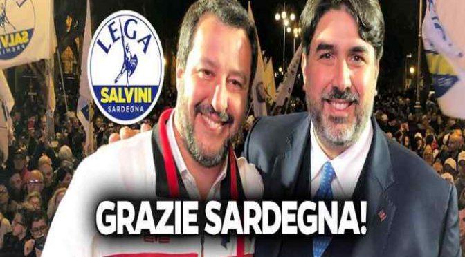 I Sardi hanno risposto: non vogliono essere sostituiti da africani, PD schiantato