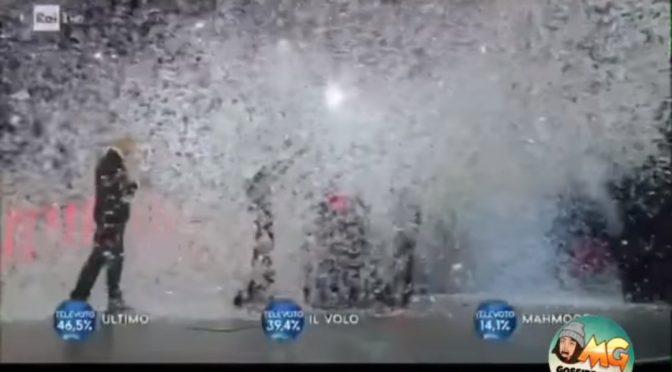 """Sanremo, Sinistra festeggia: """"Abbiamo sconfitto il popolo"""""""