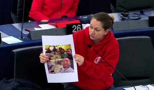 Strasburgo, Sinistra chiede intervento contro l'Italia