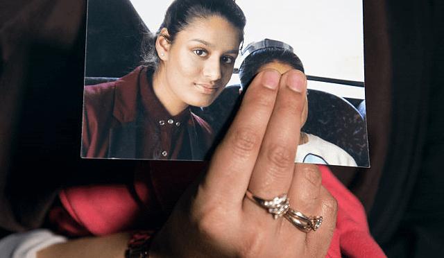 GB toglie cittadinanza a ragazza che ha figliato per ISIS