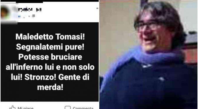 Fans don Biancalani minacciano di morte sindaco anti-abusivi
