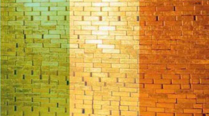 Il 52% dell'oro italiano è all'estero