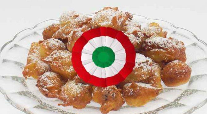 Regala frittelle solo ai bimbi italiani, sinistra protesta
