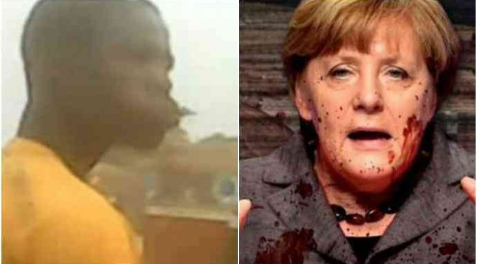 Profugo commette 100 reati, Merkel lo espelle in Italia