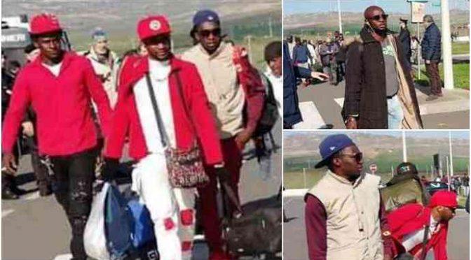 Altri 50 immigrati via da Mineo, il centro della mafia nigeriana