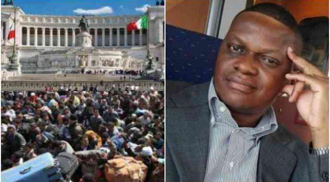 Nasce il partito degli immigrati contro gli italiani