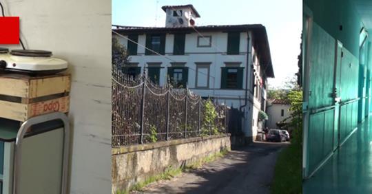 Salvini sgombera rom e immigrati: la clinica torna agli anziani