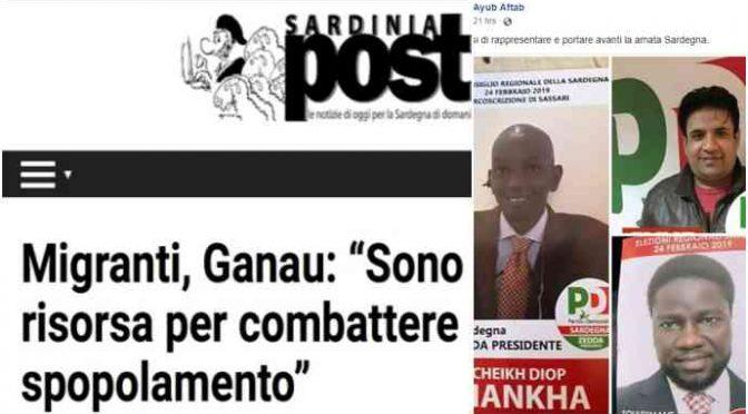 Pd vuole ripopolare Sardegna con africani, Salvini denuncia piano choc