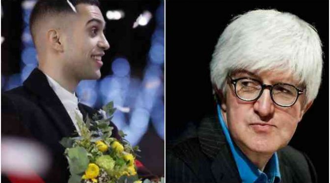 Come la sinistra ha fatto vincere Mahmood: era quartultimo con l'1,74%