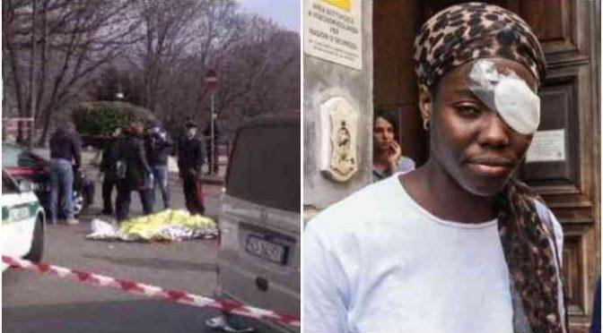 Italiano sgozzato da africano: non fa notizia