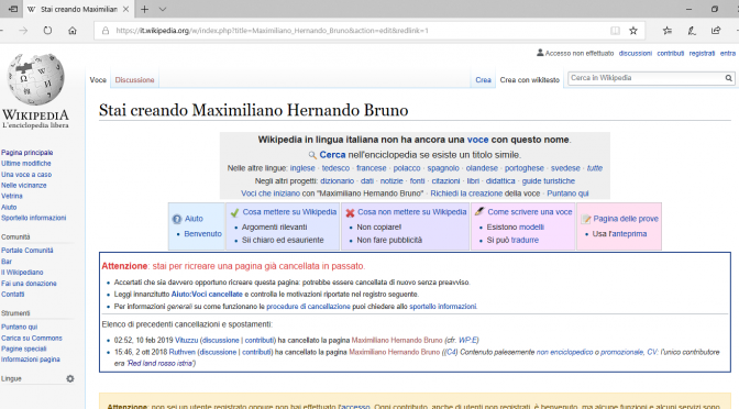 Foibe, Wikipedia 'cancella' il regista di Red Land-Rosso Istria