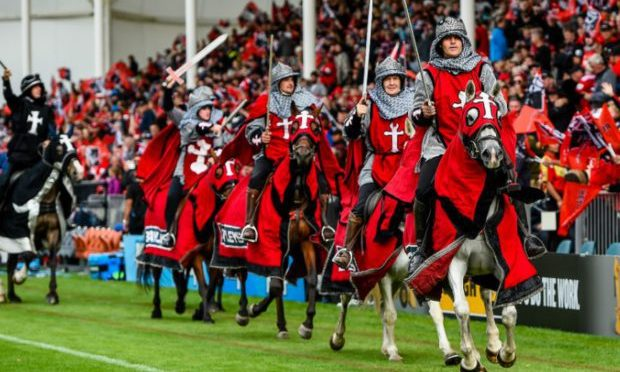 Squadra rugby Cristchurch (I Crociati) cambia nome per non turbare islamici