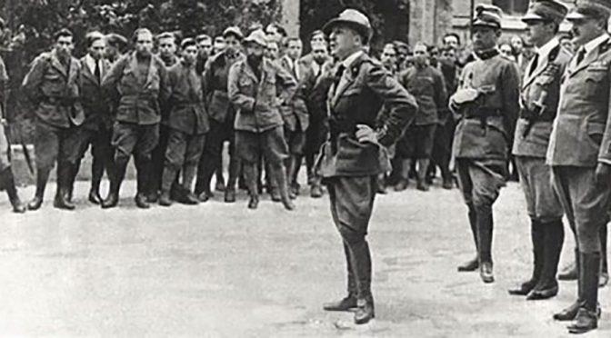 Il 1 marzo 1938 moriva il Poeta soldato: Gabriele D'Annunzio