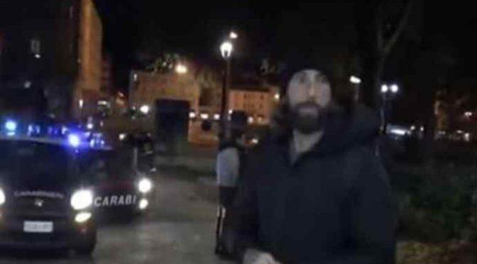 Brumotti fa arrestare spacciatore Bologna – VIDEO