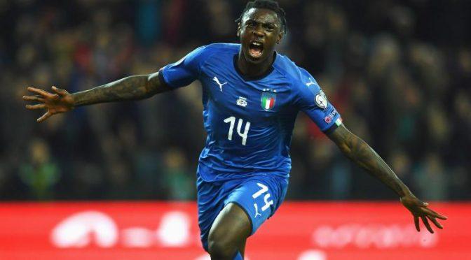 Dimenticate Balotelli, ora i media hanno un altro 'italiano': Kean