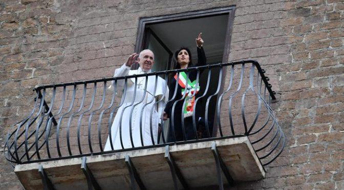 Salvini: Roma mai così sporca, sindaco faccia qualcosa