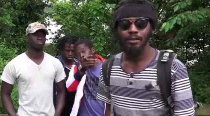 Africano manda all'ospedale 9 agenti a Firenze