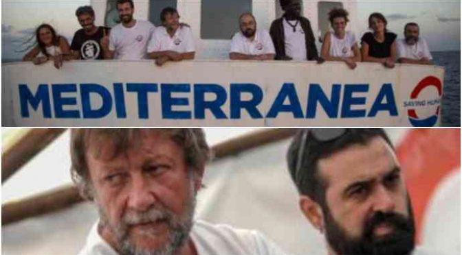 """Ong sfida direttiva e minaccia Salvini: """"Reagiremo"""""""