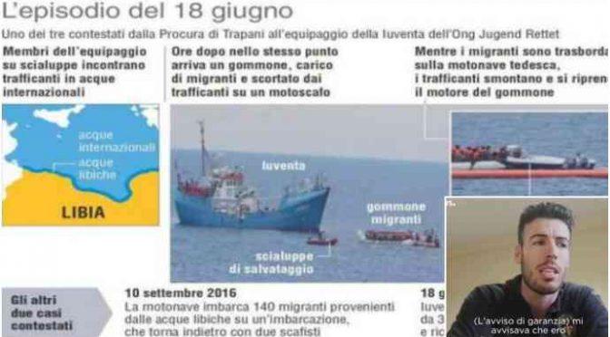 ONG, PROCESSO MEDICI SENZA FRONTIERE E SAVE THE CHILDREN: COSI' TRAGHETTAVANO CLANDESTINI IN ITALIA COLLABORANDO CON SCAFISTI