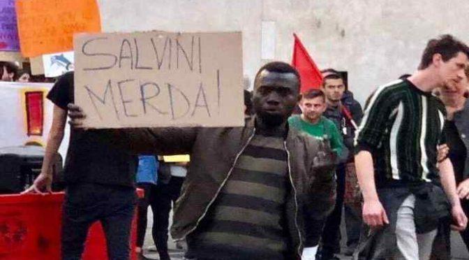 Il PD ha traghettato la Mafia Nigeriana in Italia ma processano Salvini