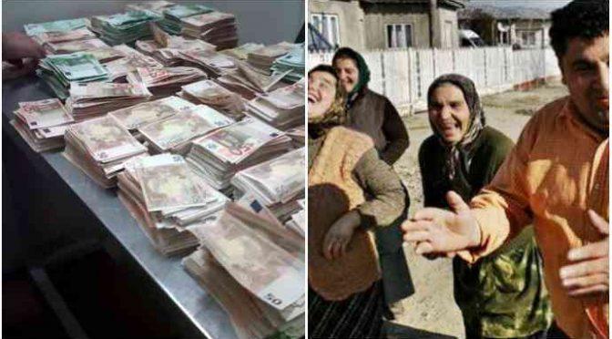 Rom e immigrati occupano il palazzo e prendono anche il reddito di cittadinanza