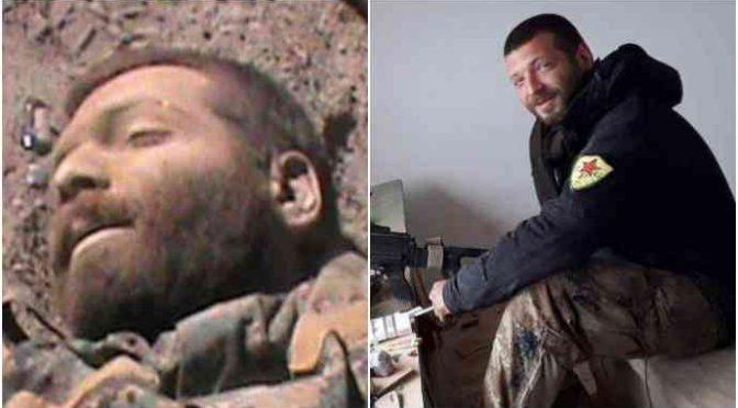 """Isis uccide italiano: """"Abbiamo eliminato un Crociato"""""""