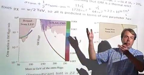 Galielo 2.0 : cacciato dal CERN per avere detto la verità
