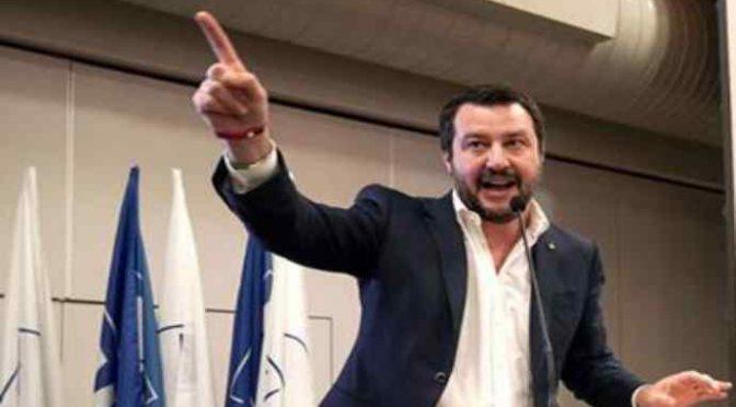 Vice Salvini brutalmente aggredito da immigrati