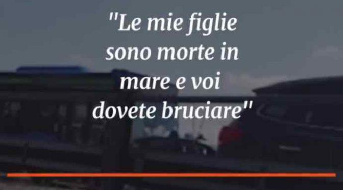 """Terrorista senegalese ai bimbi italiani:  """"Dovete bruciare"""" – VIDEO"""