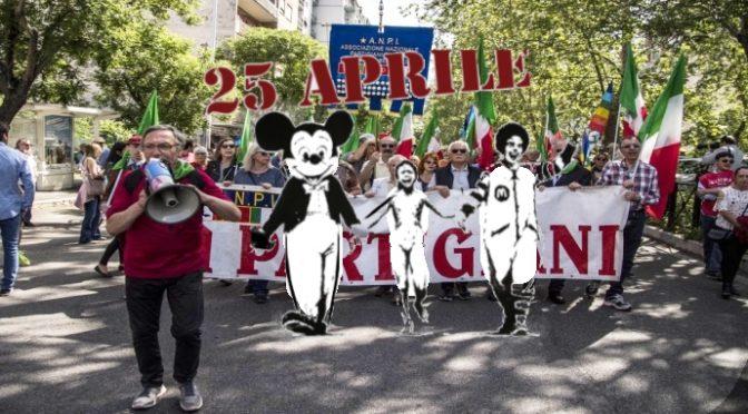 25 Aprile, nulla da festeggiare: la Liberazione ancora non c'è stata