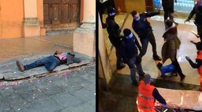 Gang multietnica picchia e rapina disabile italiano a Bologna