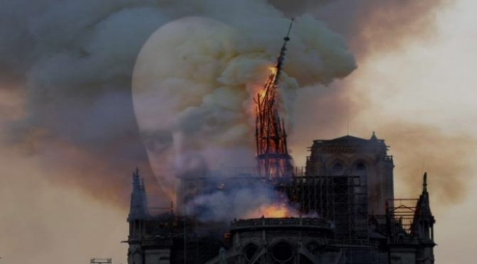 Saviano snobba Notre Dame: vera tragedia i barconi